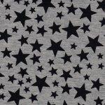 Sweat Sternenhimmel Du´grau auf Grau