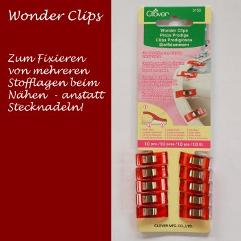 Wonder Clips Klein