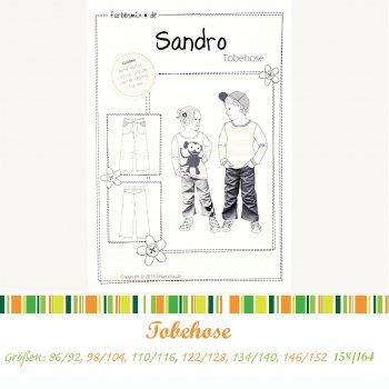 "Tobehose ""SANDRO"""