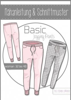 Basic Jogging Pants Damen
