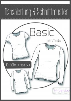 Basic Tunika Damen