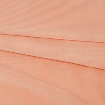 Spring Collection: RIFFLE JERSEY Pastell Rosa