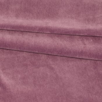 Spring Collection: RIFFLE JERSEY Pastell Aubergine