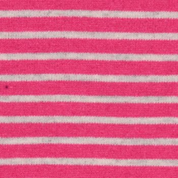HILCO Sommersweat ELVINA Grau auf Pink