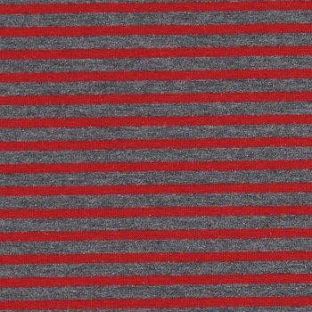 LOTZ OF STRIPEZ Rot/Grau mel.