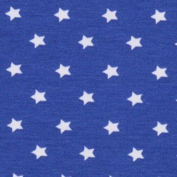 Stars Weiß auf Blau