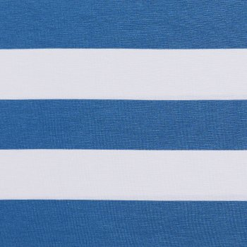 """VISCO STRIPES 6"" Blau-Weiß"