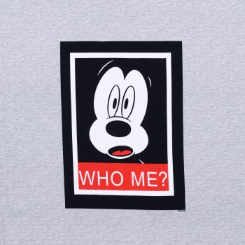 MICKEY 80 cm PANEL: WHO ME??