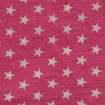 Hippie Stars Stretch Jeans Pink