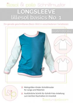 Lillesol No. 1 Longsleeve Kind