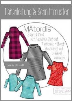 Turtleneck Shirt/Kleid MAtordis