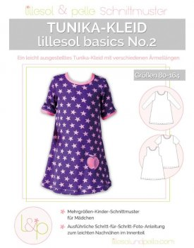 Lillesol No. 2 Tunika-Kleid Kids