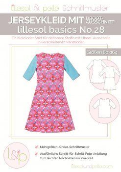 Lillesol No. 28 Jerseykleid Kids