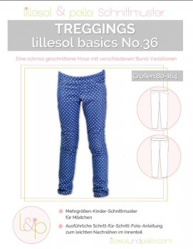 Lillesol No. 36 Treggings