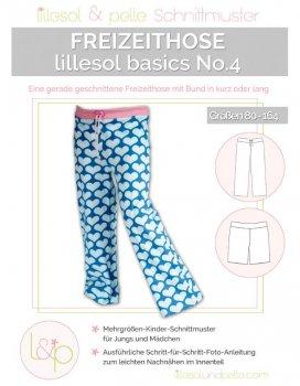 Lillesol No. 4 Freizeithose