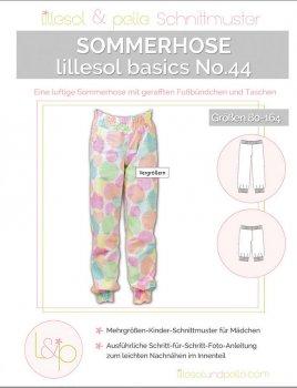 Lillesol No.44 SOMMERHOSE KIDS