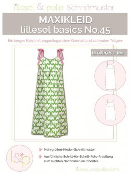 Lillesol No. 45 Maxikleid Kids