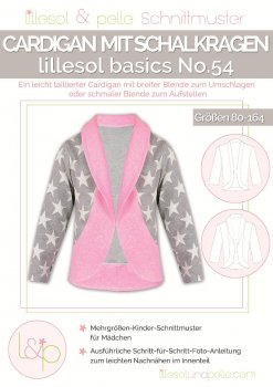 Lillesol No. 54 Cardigan Kids