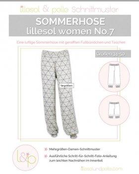 Lillesol No. 7 Sommerhose Woman