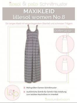 Lillesol No.8 MAXIKLEID Women