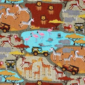 Safari: Mini Afrika
