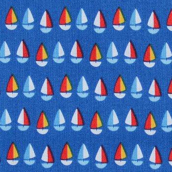 """""""Sailingboats"""" Blau"""