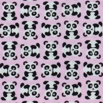Panda Party Rosa