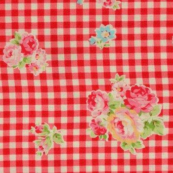 Floral Vichy Sugar Rot