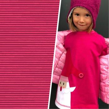 CLASSIX RINGELIES Berry/Pink