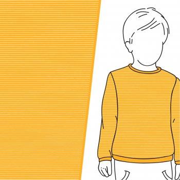 CLASSIX RINGELIES - Orange-Gelb