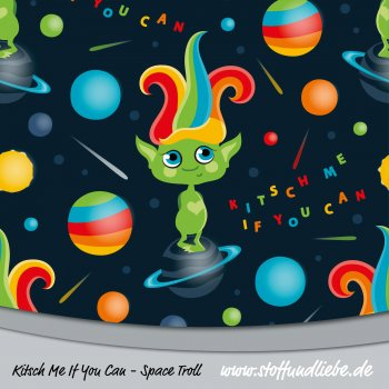 KITSCH ME - SPACE TROLL