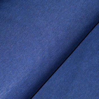 Soft Shell Blau Meliert