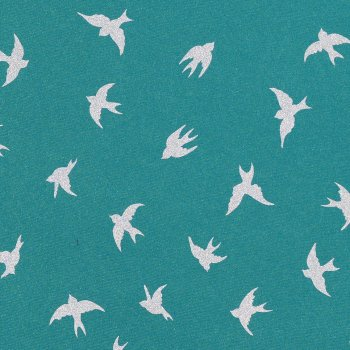 Soft Shell MAGIC REFLEC Bird Mint