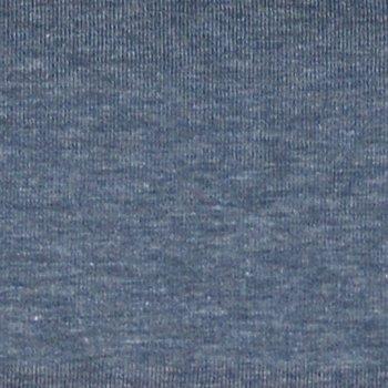 PAMUK MELANGE-SWEAT Graublau