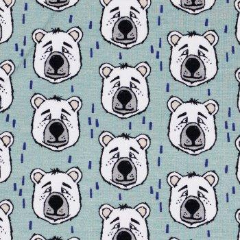 SWEAT Henning Bear by Lila-Lotta Aqua