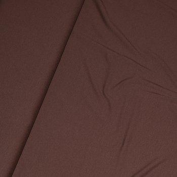 Viscose Jersey de Luxe Chocolate