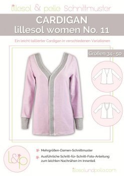 Lillesol No. 11 Woman Cardigan
