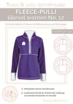 Lillesol No. 12 WomanFleece-Pulli
