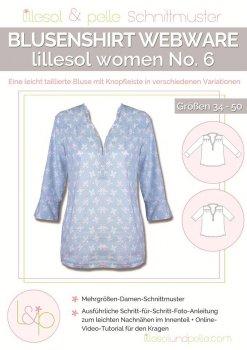 Lillesol No. 6 Blusenshirt Webware