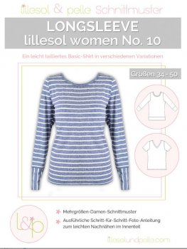 Lillesol No. 10 Women Longsleeve