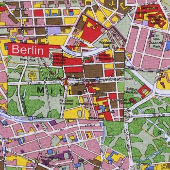 Canvas ICK KIECKE BERLIN