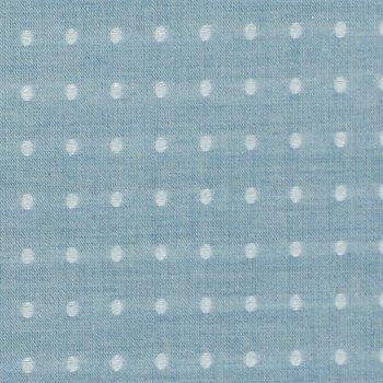 HILCO Stick-Popeline ALVA Blau