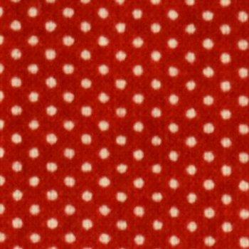 Dark Strawberry Dotties