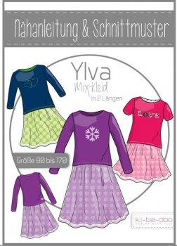 Mix-Kleid Ylva