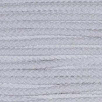 Baumwoll-Kordel Weiß