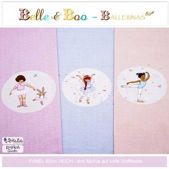 BIO BELLE & BOO - Ballett  Panel