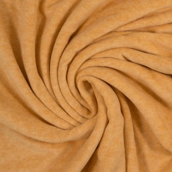 SALE: MELANGE FLEECE Mandarin