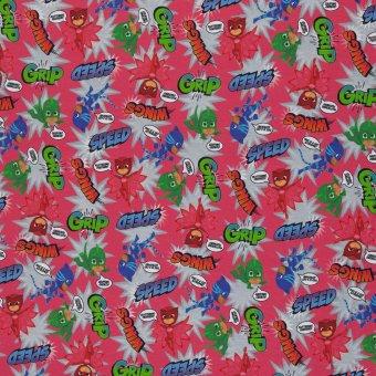 "Jersey PJ MASKS ""pink"""