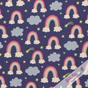 Regenbogen - NANO-Softshell Swafing