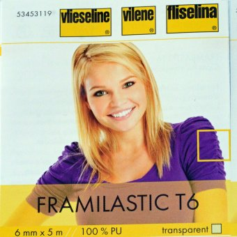 Framilastic T6, transparent 6mm